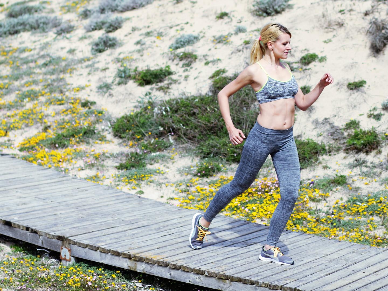BeSportiii Laufen Cardio