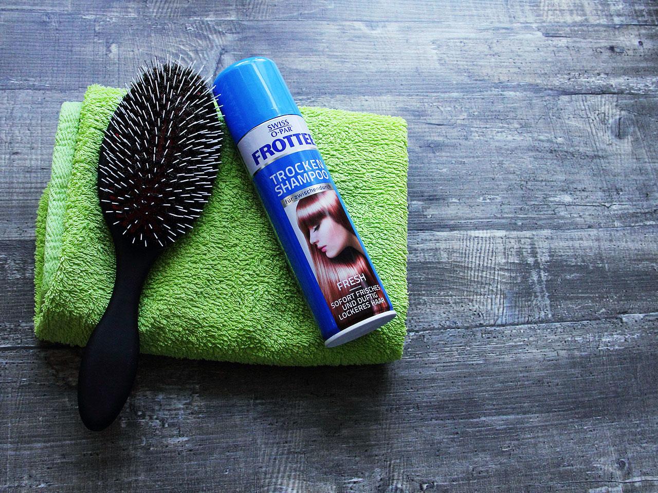 Styling-Trocken-Shampoo
