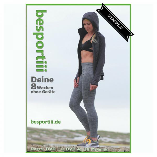 besportiii Simple Fitnessprogramm